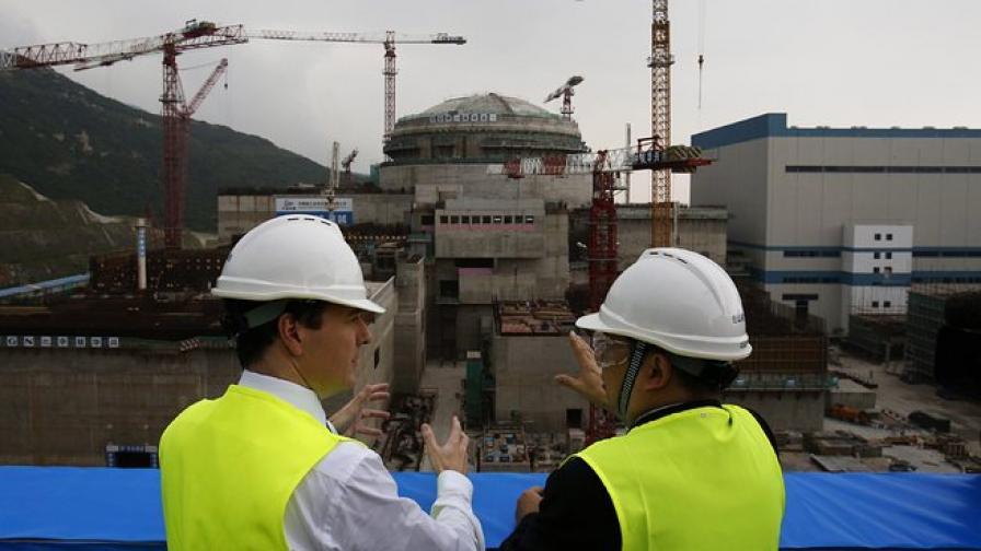 Франция е готова да строи още реактори в Китай