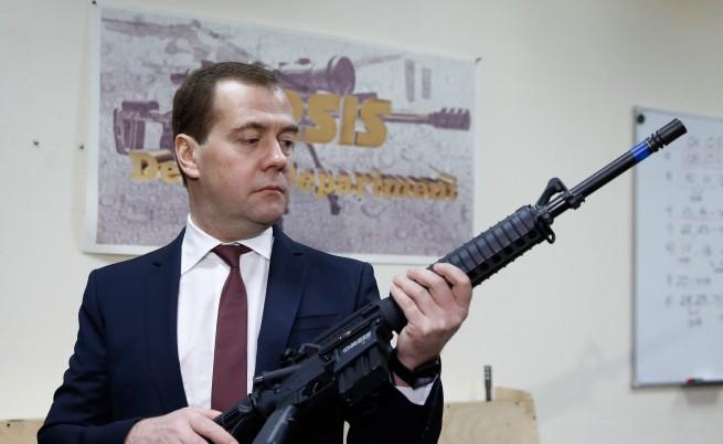 Медведев: Споразуменията за