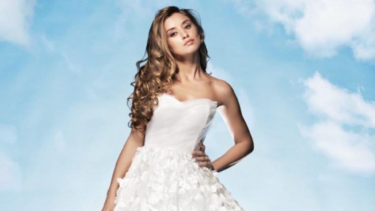 булка сватба рокля
