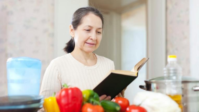 жена кухня книга