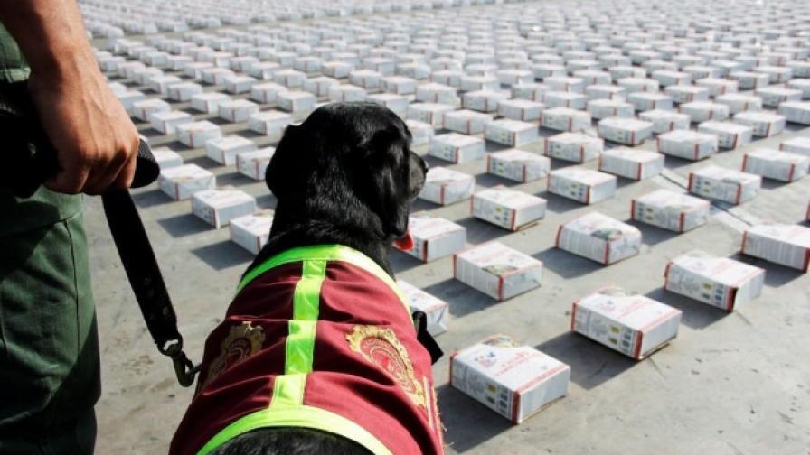 14 тона кокаин в кораб, командван от българин