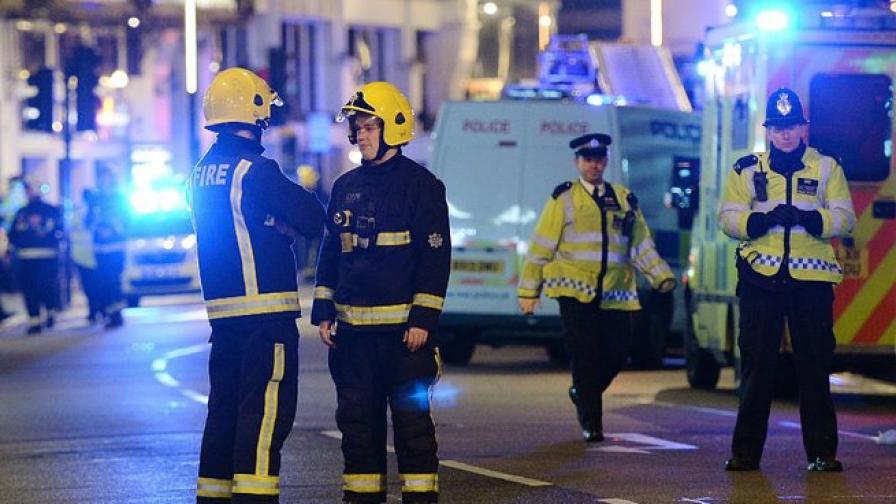 Увеличи се броят на ранените в Лондон