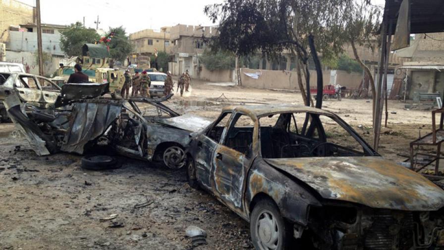 Кървав атентат в Багдад