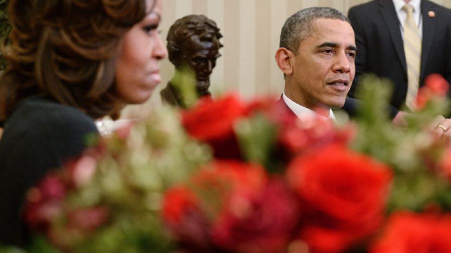 """Жълтата преса """"разведе"""" семейство Обама"""