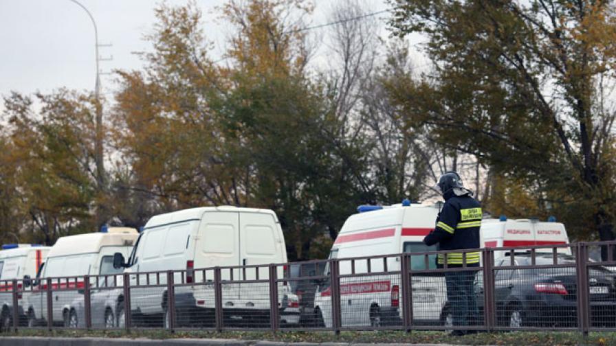 Атентат във Волгоград от терористка камикадзе, има жертви
