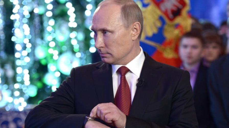 Путин разреши протести на олимпиадата
