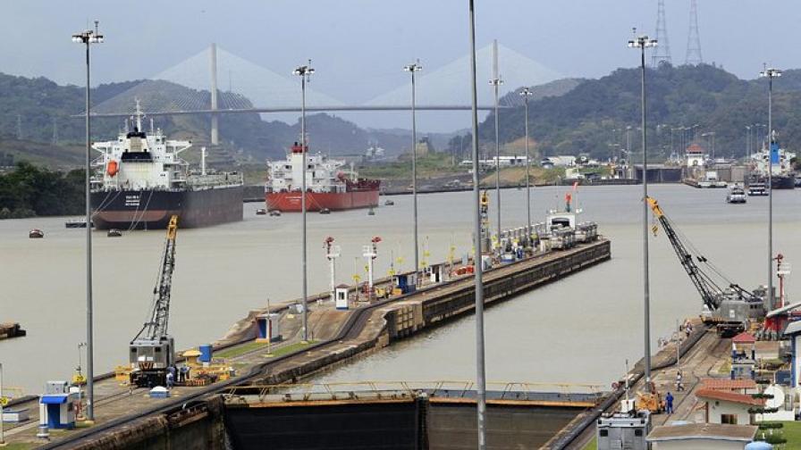 Скандал в Панама заплашва разширяването на канала