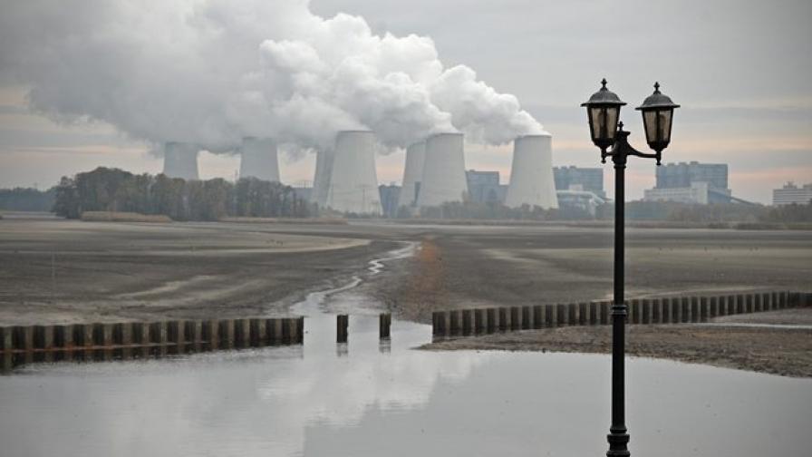 Германският ток е от лигнитни въглища