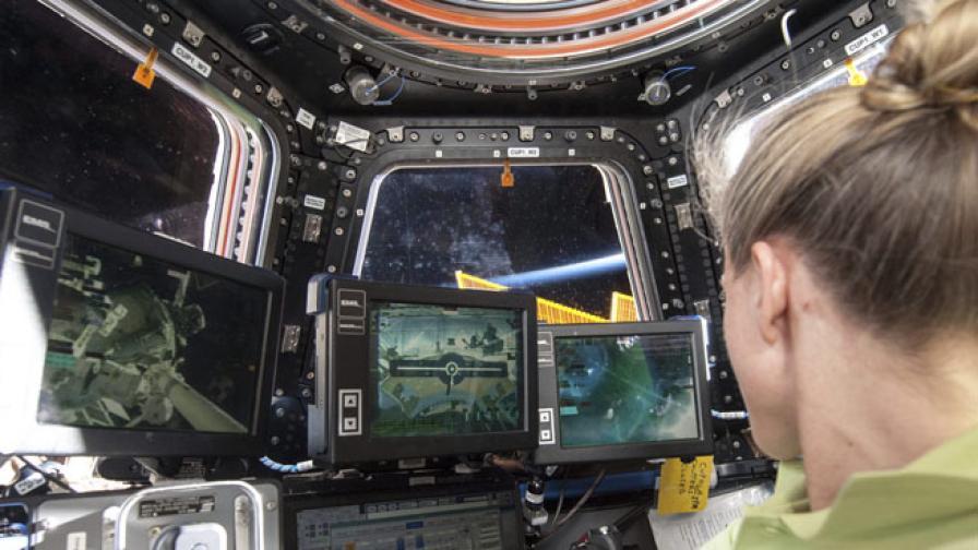 САЩ продължи участието си в МКС до 2024 г.