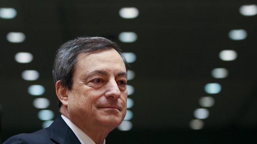 ЕЦБ остави непроменен основния си лихвен процент