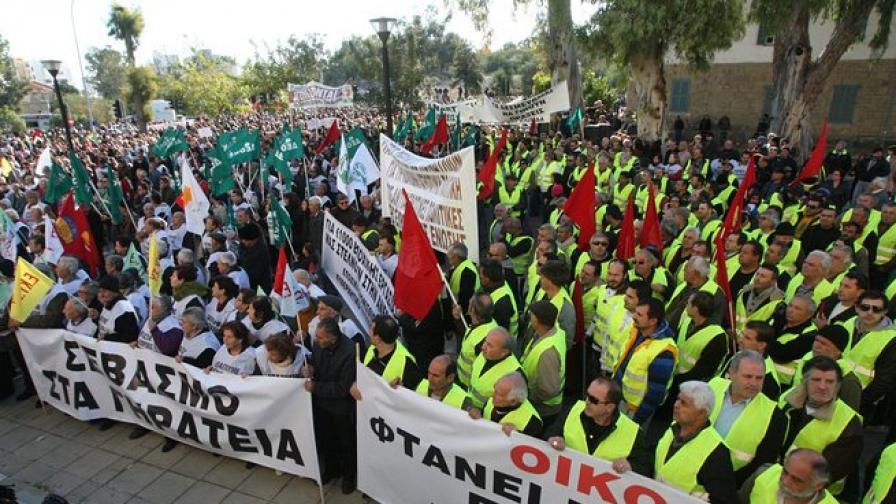 Въпреки увеличението, ДДС в Кипър остава нисък